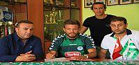 Konyaspor'da bir transfer daha