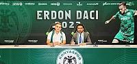 Konyaspor'da Daci'nin Sözleşmesi Yenilendi
