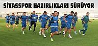 Konyasporda Sivasspor Hazırlıkları