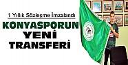 Konyasporun yeni transferi Torje imzayı attı