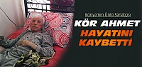 Ahmet Özdemir Hayatını Kaybetti