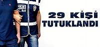 KPSS Soruşturmasında 29 Kişiye Tutuklama