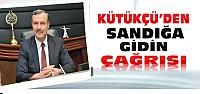 KSO Başkanı Kütükçü'den Oy Kullanma Çağrısı