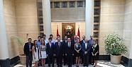 KTO Karatay Üniversitesi Öğrencileri Amerika'dan Döndü