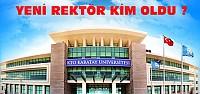 KTO Karatyay Üniversitesine Rektör Atandı