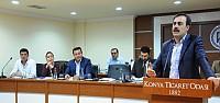 KTO'da Meslek Komiteleri İstişare Toplantıları