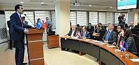 KTO'da Türkiye-Hırvatistan İlişkileri Toplantısı