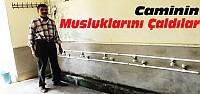 Kulu'da Cami Musluklarını Çaldılar