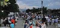 Seydişehir'de İftar Programları Sürüyor