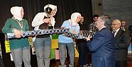 Liseler arası yarışma sonuçlandı