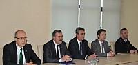 Makedonya Yatırım Bakanından KSO Ziyareti
