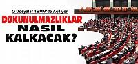 Mecliste Dokunulmazlık Dosyaları Açılıyor