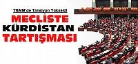 Mecliste Kürdistan Sözü Kavga Çıkardı