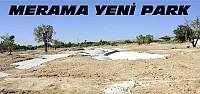 Meram Bölgesine Yeni Park