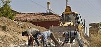 Meram'da Parke Çalışmaları Sürüyor