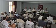 Milletvekili Tüfekçi Cihanbeyli'de Köyleri Gezdi