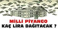 Milli Piyango Bu Yıl Kaç Lira Dağıtacak ?