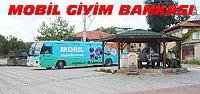 Mobil Giyim Bankası Otobüsü Yola Çıktı