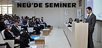 Necmettin Erbakan Üniversitesinde Seminer