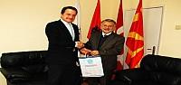 NEÜ İle Balkan Üniversitesi Arasında İş Birliği