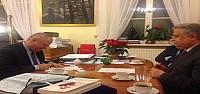 NEÜ İle Varşova Üniversitesi Arasında Anlaşma
