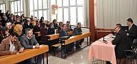 NEÜ'de Engellilere Din Eğitimi Paneli