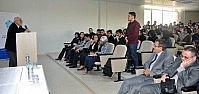 NEÜ'de Konferans