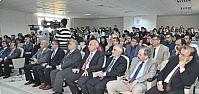 NEÜ'de Türkiye Ekonomi Konulu Konferans
