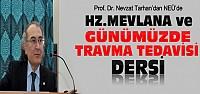 Nevzat Tarhan'dan'dan Konya'da Konferans