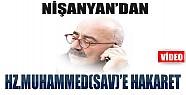 Nişanyan Hz Muhammed Mustafa(sav)'e Yine Hakaret Etti