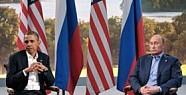 Obama Putin'e Rest Çekti!