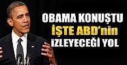 Obama Suriye İçin Ne Yapılacağını Açıkladı
