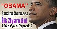 Obama Türkiye'ye mi Geliyor !