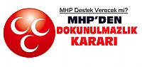 Oktay Vural'dan dokunulmazlık kararı açıklaması
