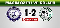 Osmanlıspor Torku Konyaspor-ÖZET-VİDEO