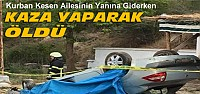 Otomobili Takla Atan Genç Hayatını Kaybetti