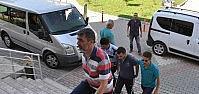 Kiralık Otomobille Çaldı Satarken Yakalandı