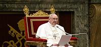 Papa'dan Sultanahmet duası