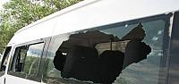 PKK minibüs taradı:1 ölü 2 yaralı