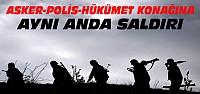 PKK'dan Eşzamanlı Hain Saldırı