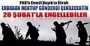 PKK'lı Cemil Bayık: Çekilecektik, 28 Şubat'la Engellediler
