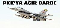 PKK'ya Yurt İçi ve Yurt Dışı Hava Operasyonları