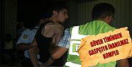 Polisten Gaspçılara operasyon