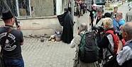 Posta Gazetesinin Çarşaflı Kadın Rahatsızlığı