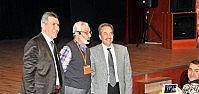Prof. Dr. Açıkalın Akşehir'de Konferansa...