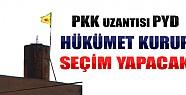 PYD Hükümet Kurup Seçim Yapacak