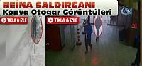 Reina Saldırganının Konya'daki Görüntüleri-VİDEO HABER