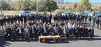 Romen Öğrenciler, Beyşehir'de Aşure Yedi