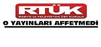 RTÜK'ten kanallara ceza yağdı