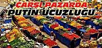 Rusya'nın Ambargosu Türkiye Pazarlarına Yaradı